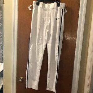 Boys Nike baseball pants